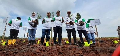 Photo of Agro Jabar Gandeng BJB Tanam Jahe di Subang