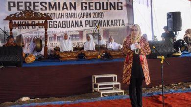 Photo of Bupati Purwakarta : SMK 3 Linggabuana, Sekolah Pertama Yang Mengusung Kearifan Lokal