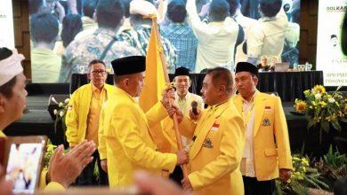 Photo of Ade Barkah Surachman Terpilih sebagai Ketua DPD Partai Golkar Jawa Barat
