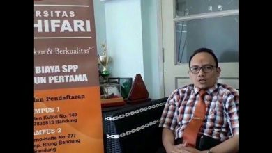 Photo of Rektor Universitas Al-Ghifari berikan Hadiah untuk Pemenang Video Challenge