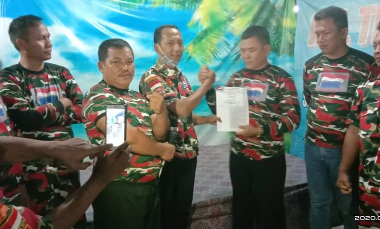 Photo of Markas Daerah LMP Jabar Bentuk Kepengurusan  Marcab Kabupaten Indramayu