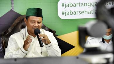 Photo of Uu Ruzhanul Ajak Ulama Jaga Kondusivitas Jabar