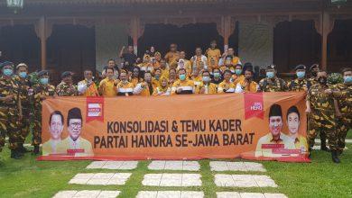 Photo of Roadshow DPD Hanura Jabar, Konsolidasi dan Temu Kader Partai Hanura Jabar