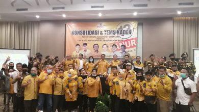 Photo of Sekjen DPP Partai Hanura dan Ketua DPD Hanura Jabar lakukan Pembekalan Konsolidasi di Karawang