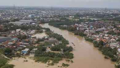 Photo of Deret Banjir di Jawa Barat saat Puncak Musim Hujan