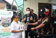 Photo of Aksi Cepat Tanggap (ACT) dan Angkatan Muda Siliwangi (AMS) Salurkan Qurban di Bandung