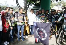 Photo of Desa Kasomalang Wetan Gelar Cigayonggong Fun Bike