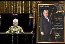 Photo of Dirut bank bjb Yuddy Renaldi Raih Penghargaan CEO Terbaik BPD di Indonesia